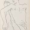 Jean Cocteau, Illustration for Jean Genet's Querelle de Brest, 1947 © Private collection © VBK, Wien 2012