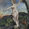 Oskar Kokoschka, Fortuna, 1915 © Private collection © Fondation Oskar Kokoschka/Bildrecht, Wien 2014