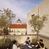 Terrasse of the Café © Leopold Museum, Wien