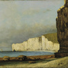 Gustave Courbet, Coastal Landscape, 1865 © Leopold Museum, Vienna, Inv. 106