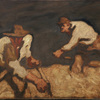 Albin Egger-Lienz, Reapers and approaching Storm, 1922 © Leopold Museum, Vienna, Inv. 532