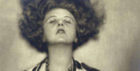ATELIER D'ORA | Elsie Altmann-Loos | 1922 © Photoarchiv Setzer-Tschiedel/IMAGNO/picturedesk.com | Foto: Photoarchiv Setzer-Tschiedel/IMAGNO/picturedesk.com