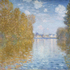 Claude Monet, Autumn Effect at Argenteuil, 1873 © The Samuel Courtauld Trust, The Courtauld Gallery, London