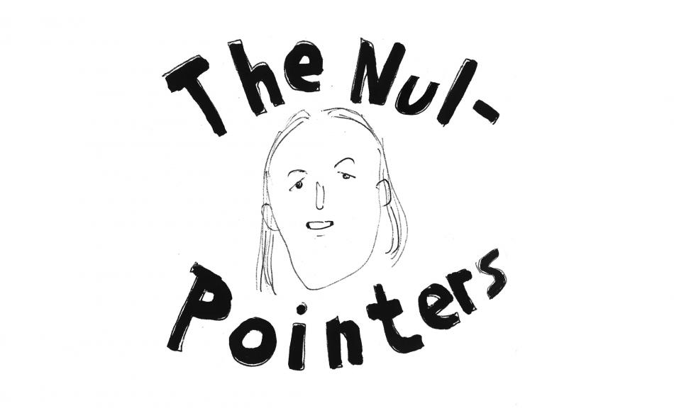 The Nul-Pointers © Tex Rubinowitz
