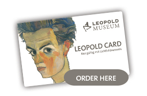 Leopold Card engl. ©Leopold Museum