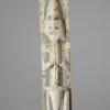 Lihir Island, New Ireland, Melanesia, Totok, ancestral figure, 19th to early 20th century © Leopold Museum, Vienna
