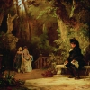 Carl Spitzweg, The Widower, c. 1860 © Salzburg Museum Foto | Photo: Salzburg Museum