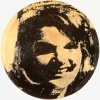 ANDY WARHOL, SMILING GOLD JACKIE, 1964 © Courtesy Heidi Horten Collection © The Andy Warhol Foundation for the Visual Arts, Inc. / Licensed by Bildrecht, Wien, 2018