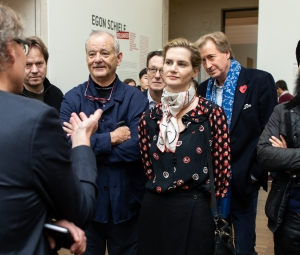 Bill Murray © Leopold Museum, Wien