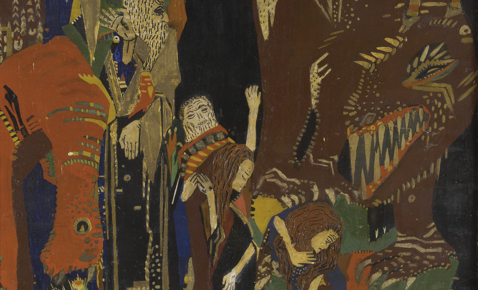 RUDOLF KALVACH, Indian Fairy Tale, 1910/12 © Private Collection