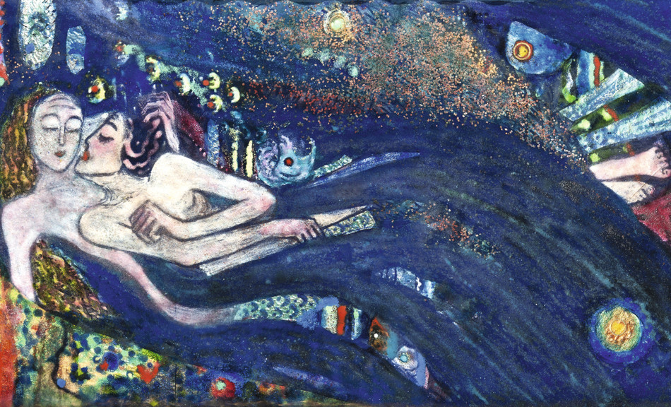 RUDOLF KALVACH, Mermaid, 1909/12 © Private Collection