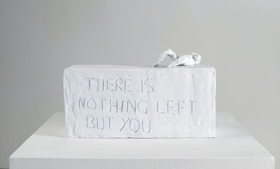 Tracey Emin, There is nothing left but you | 2013 © Courtesy the artist and Lehmann Maupin, New York and Hong Kong © Bildrecht, Vienna 2015