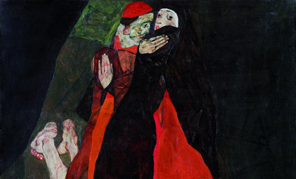 A nun with cardinal - 1 part 5