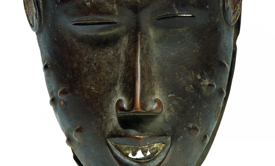 GURO, ELFENBEINKÜSTE | GURO, IVORY COAST, Mask | early 20th century © Private Collection, photo: Dorotheum Wien