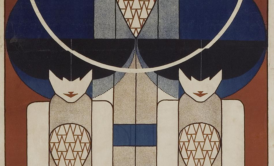 KOLOMAN MOSER, Poster for the XIII. Secession Exhibition, 1902 © Leopold, Private Collection, Foto: Leopold Museum, Vienna