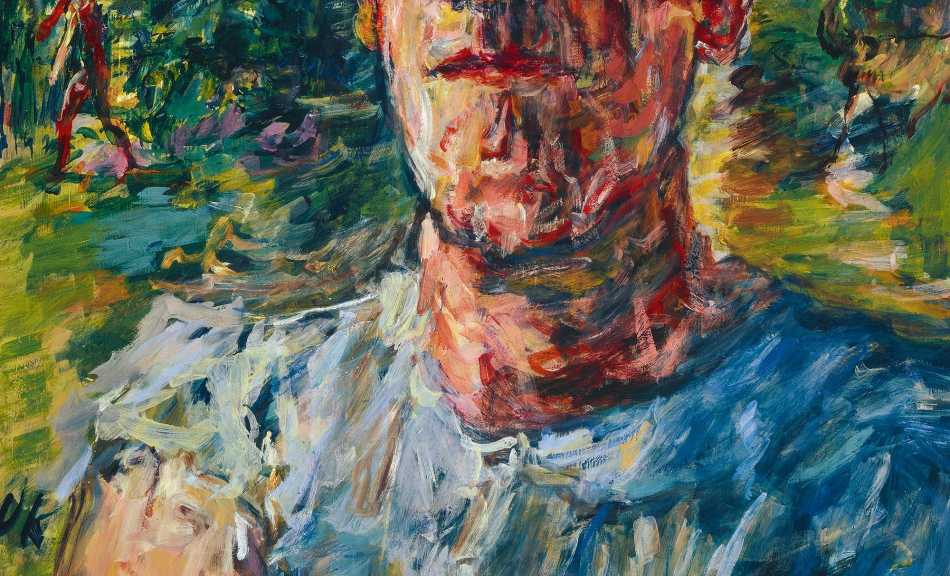 "OSKAR KOKOSCHKA, Selbstbildnis eines ""entarteten Künstlers"", 1937 © National Galleries of Scotland. On loan from a private collection Foto: National Galleries of Scotland © Fondation Oskar Kokoschka/Bildrecht Wien, 2019"