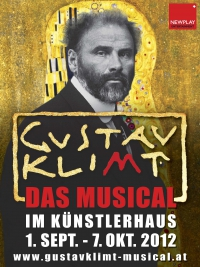 Gustav Klimt Musical ©www.gustavklimt-musical.at